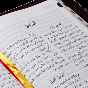 NVD97ZTI الكتاب المقدس باللغة العربية