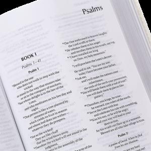 الكتاب المقدس باللغة الانجليزية الخاص بالعروس NIV