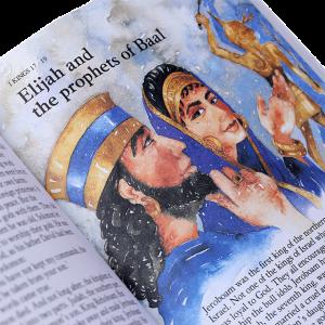 الكتاب المقدس المصور باللغة الانجليزية للاطفال