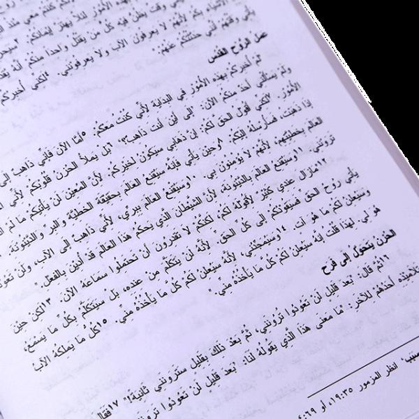 العهد الجديد - الترجمة العربية المبسطة