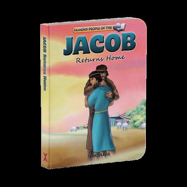 سلسلة شخصيات مشهورة في الكتاب المقدس للأطفال (يعقوب)