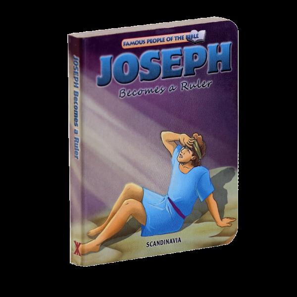 سلسلة شخصيات مشهورة في الكتاب المقدس للأطفال (يوسف)