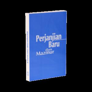العهد الجديد مع المزامير بالغة الماليزية TMV540P