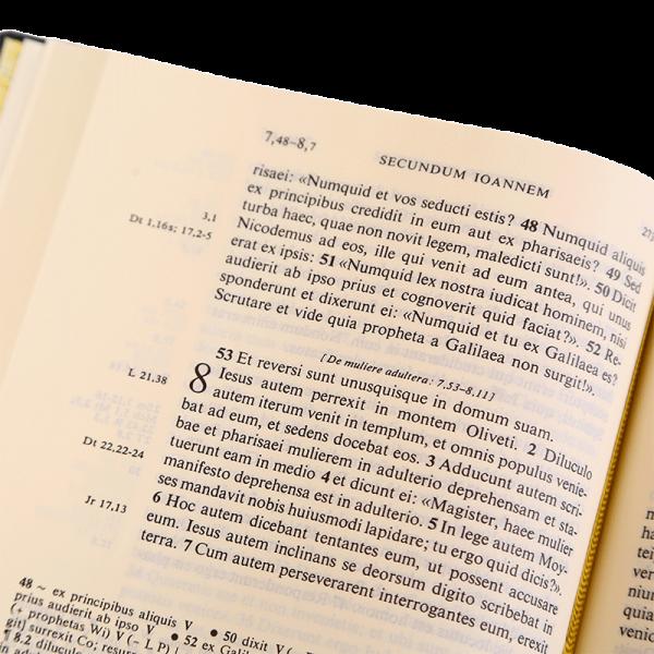 العهد الجديد باللغة اليونانية 5110