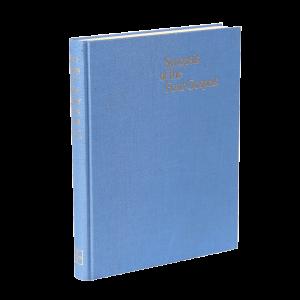 ملخص الاناجيل الاربعة باللغة اليونانية 5405