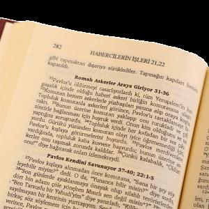 العهد الجديد باللغة التركية