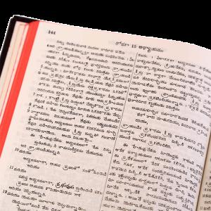 العهد الجديد والمزامير باللغة الهندية (التيلوغو) 363