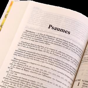 الكتاب المقدس باللغة الفرنسية FC053C