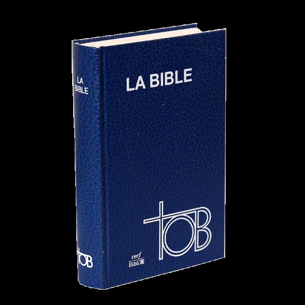 الكتاب المقدس باللغة الفرنسية TOB063