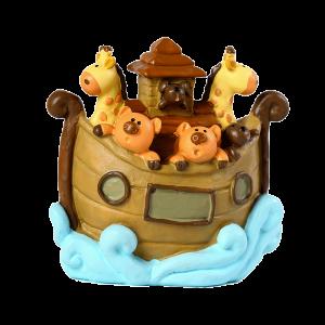 تمثال خزفي ( فلك نوح )