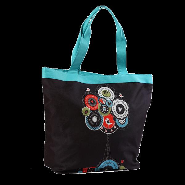 حقيبة للكتف ( شجرة ايات )