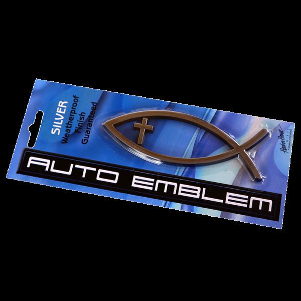 شعار للسيارات ( حجم كبير - صليب )