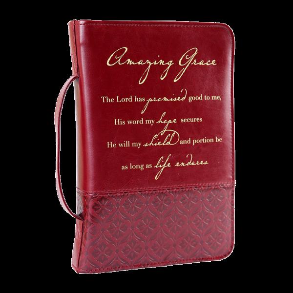 غلاف كتاب مقدس- النعمة العجيبة